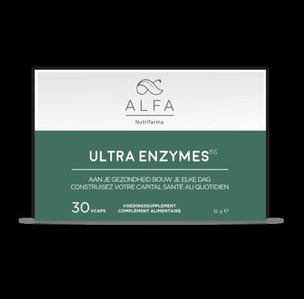 Ultra enzymen